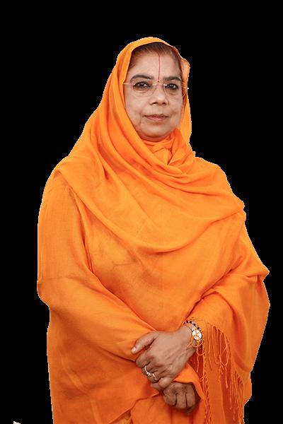 H.H.Dr Shyama Tripathi
