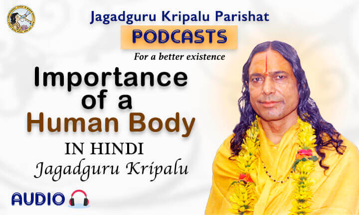 Importance of a Human Body