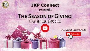Season of giving, jkp